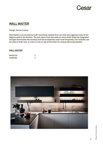 Cesar Wall Waiter catalogo-1